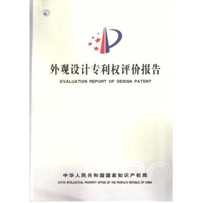 外观专利权评估报告